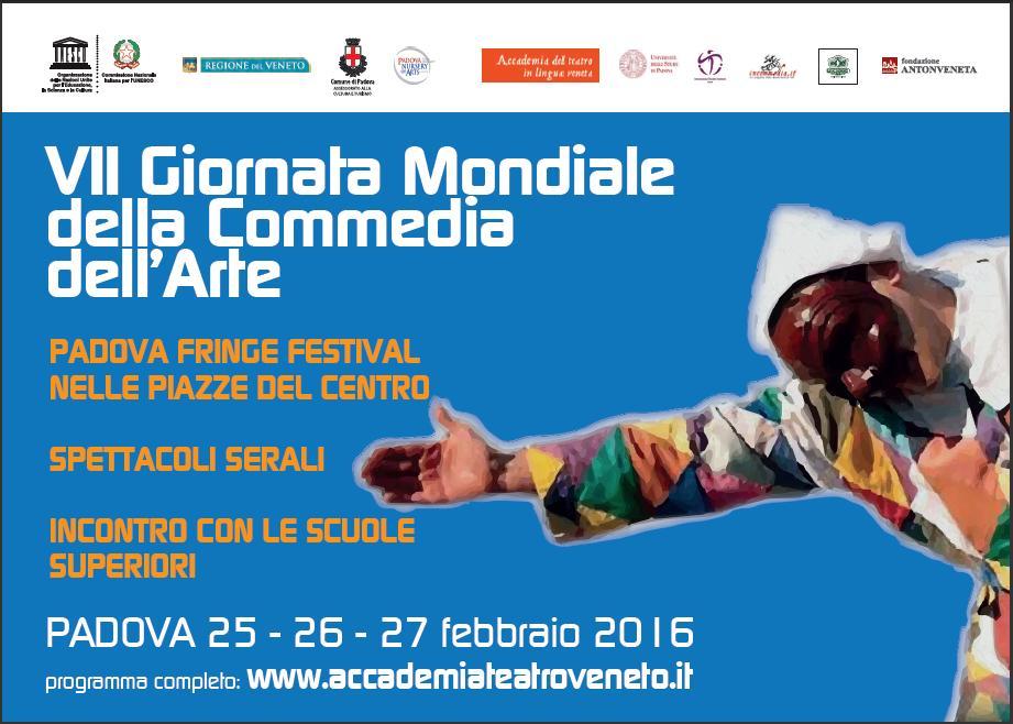 Giornata Mondiale della Commedia dell Arte  d0159a17c5df