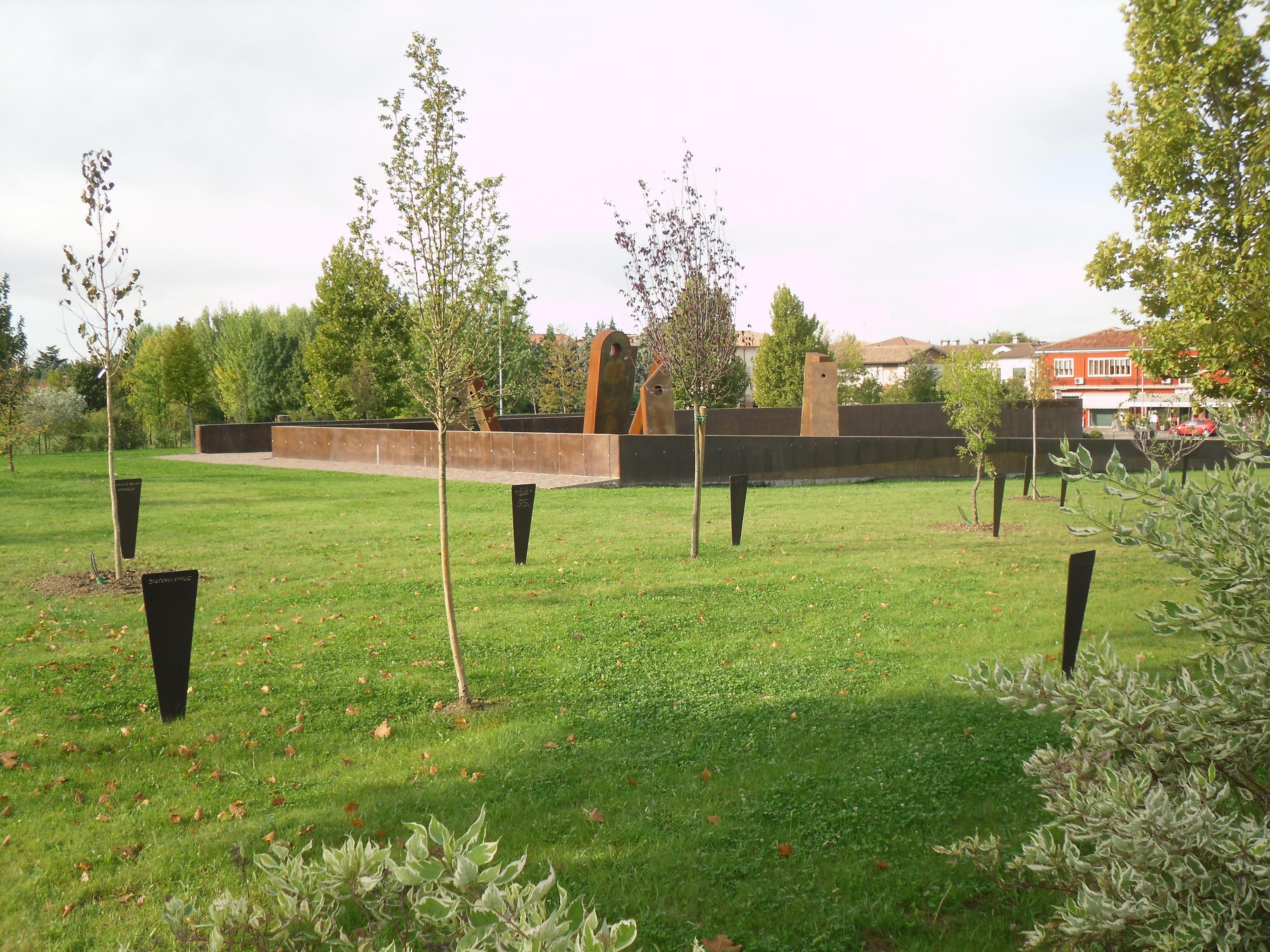Conferenza la cittadella della memoria ed il giardino dei - Il giardino degli dei ...