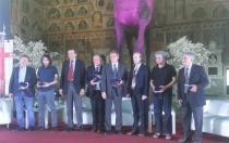 Premio Letterario Galileo 2015-I cinque finalisti