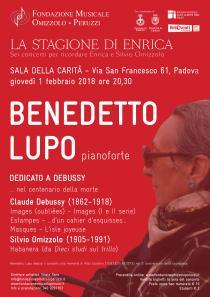 La Stagione di Enrica. Ciclo di concerti 2018 della Fondazione Musicale Omizzolo-Peruzzi