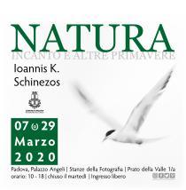 NATURA incanto e altre primavere. Ioannis K. Skinezos