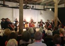 """""""Double Six""""  CelloExpress. Concerto per i 50 anni del gemellaggio Padova-Friburgo"""