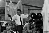 Fellini sul set di 8 ½ Gideon Bachmann 1963