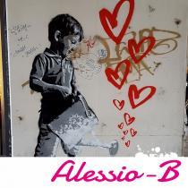 Super Walls. Festival biennale della Street Art-Alessio B