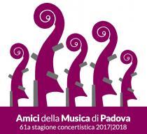 Amici della Musica di Padova. 61a Stagione concertistica 2017-2018