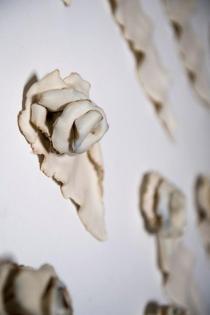 IMPRONTE VEGETALI. Arte ceramica contemporanea-Annalia Amedeo