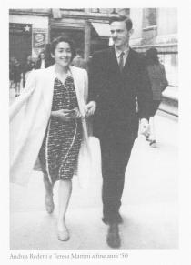 Andrea Redetti e Teresa Martini
