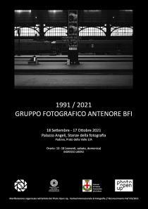 1991-2021 Gruppo Fotografico Antenore BFI