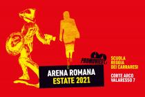 Arena Romana Estate 2021. Ciclo di eventi alla Reggia dei Carraresi