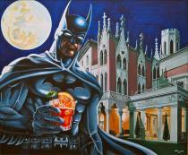 La pop art nel cuore di Padova. Personale di Alberto Volpin-Batman