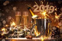 Festa di Capodanno in Prato della Valle 2018-2019