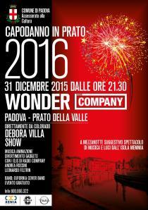 Capodanno in Prato della Valle 2016-Immagine