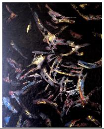 Biennale d'Arte FIDAPA. Pensieri e colorate forme dell'Universo femminile-Chiara Beggiato