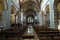 Chiesa di San Francesco-interno