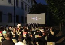 Cinélite 2021. Cinema all'aperto. Rassegna cinematografica