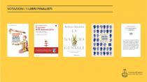 Galileo Festival 2021-Cinquina finalista Premio Galileo