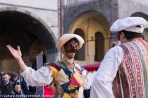 Giornata Mondiale della Commedia dell'Arte. IX edizione 2018-Compagnia degli Equivoci