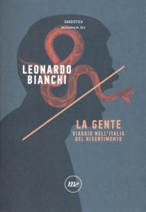 """Copertina libro """"La gente. Viaggio nell'Italia del risentimento"""""""