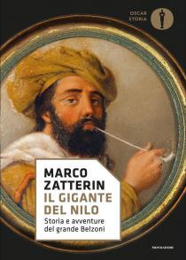 Copertina libro Il Gigante del Nilo di Marco Zatterin
