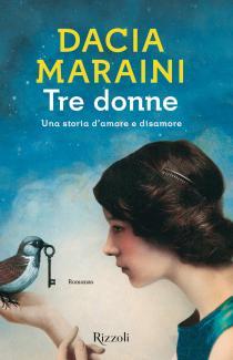 Copertina libro Tre donne di Dacia Maraini