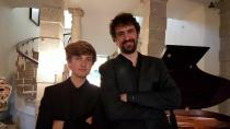Il salotto musicale di Enrica ed Elio. Concerti-Aperitivo a cura della Fondazione Omizzolo Peruzzi-Dalla Libera-Scarabottolo