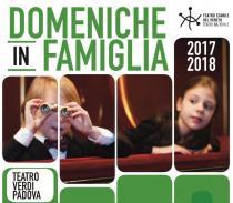 Domeniche in famiglia 2017-2018. Spettacoli teatrali per bambini