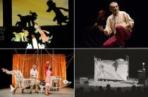 Domeniche in famiglia 2018-2019. Spettacoli teatrali per bambini e ragazzi