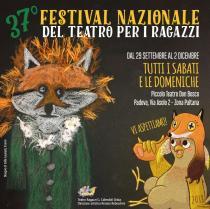"""37° Festival Nazionale Teatro per Ragazzi """"G. Calendoli"""""""