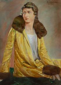 Ritratto di gentildonna (La dama in giallo)