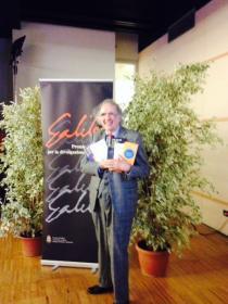 Premio Letterario Galileo 2015-Vittorino Andreoli-Cinquina finalista