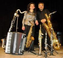 Musica senza confini. Pomeriggi musicali al Santo-Duo Novecento