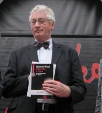 Premio Galileo 2014-Il vincitore-Frans de Waal-Il bonobo e l'ateo
