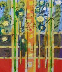 Biennale d'Arte FIDAPA. Pensieri e colorate forme dell'Universo femminile-Gabriella Ceccherini