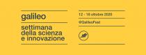 Settimana della scienza e innovazione. Il festival e la cerimonia finale Premio Letterario Galileo 2020