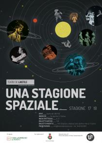 Stagione Teatrale 2017-2018. Teatro de LiNUTILE di Padova