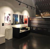 una sala della mostra