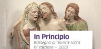 In Principio 2020. Rassegna di musica sacra