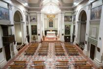 Interno Chiesa di Ognissanti