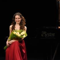 15° Concorso città di Padova per solisti e orchestra. Concerto dei finalisti-Irina Vaterl