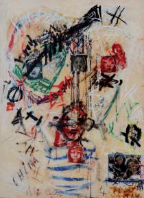 mostra di pittura Marlisa Ciccarelli - LA FORZA DELLA CINA