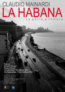 CLAUDIO MAINARDI. La Habana, la perla e l'ombra