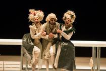 Arti Inferiori 17° edizione. Stagione teatrale 2019-2020-La Locandiera