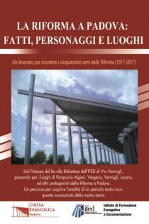 La Riforma a Padova: fatti, personaggi e luoghi-Immagine