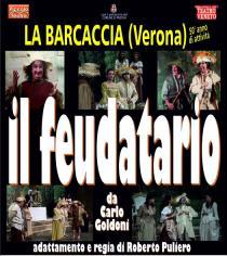 Appuntamenti con il Teatro Veneto 2019-XIV edizione-Il Feudatario