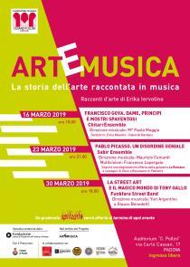 ArtEmusica 2019. La storia dell'arte raccontata in musica-Tony Gallo