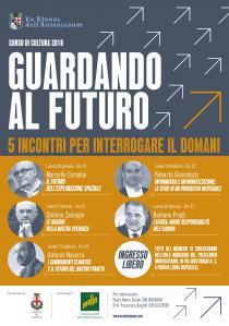 Guardando al futuro. Ciclo di incontri dell'Associazione ex Alunni Antonianum