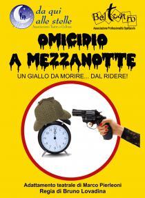 Omicidio a Mezzanotte. Estate Carrarese 2018