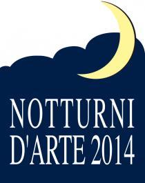 NOTTURNI D'ARTE 2014-Logo