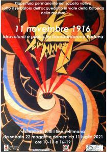 11 novembre 1916: Gli idrovolanti e i piloti che bombardarono Padova