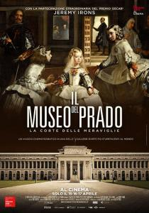 La Grande Arte al Cinema 2019. Ia parte-Museo Prado